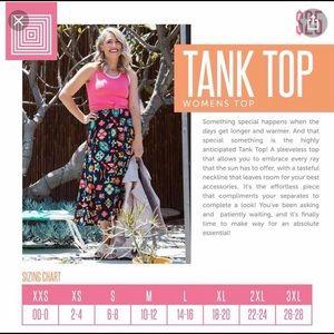 LuLaRoe Tops - Xl Lularoe tank